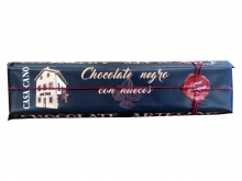 CHOCOLATE NEGRO CON NUECES 500G